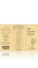 1989 RAF Programme
