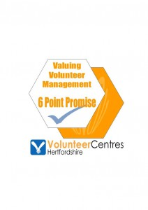 Volunteer Centre 6 Point Promise