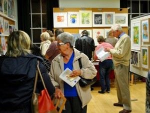 Autumn Exhibition - Royston Arts Society