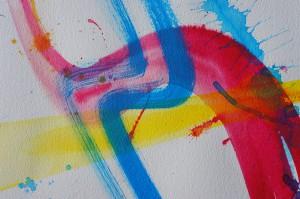Elaine Baigent Watercolour workshop