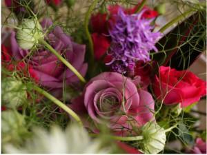 Helen Allen Delightful Bouquets workshop