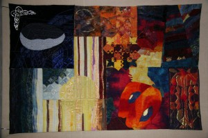 Quilts on Show - The Royston Fringe