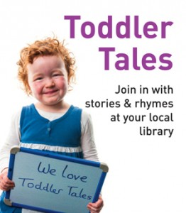 Toddler Tales - Hertfordshire Libraries